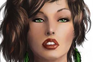 Portfolio for Fantasy Illustration