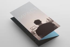 Portfolio for Print Marketing Materials