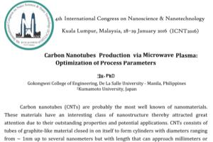Original Research Publication