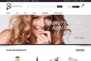 Beverly Hill Beauty: Magento Websit