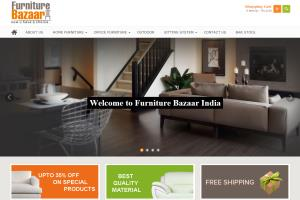 E-commerce Website For Furniture Products