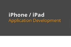 Portfolio for iPad Application Development