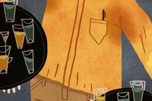Portfolio for Editorial Illustration
