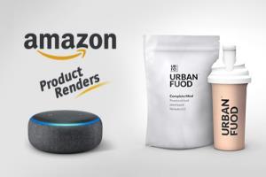 Portfolio for Amazon 3d Product Renderings
