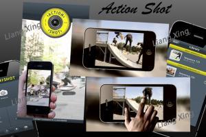 Actin Shot Mobile App