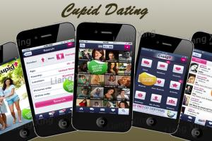 Cupid Dating Mobile App