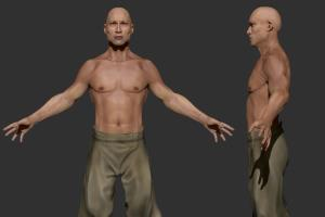 Portfolio for Character Modelling Texturing