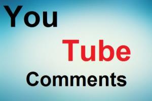 Portfolio for I will provide 10 youtube comments