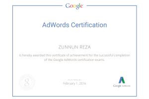 Portfolio for Google Adwords and Bing Ad Management