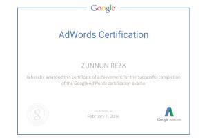 Portfolio for Google Adwords and Bing Ad Management