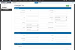 Portfolio for CRM ERP Solution Development