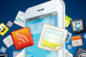 Portfolio for iPhone / iPad Development