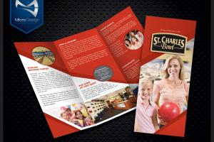 Portfolio for Brochures / Catalogs