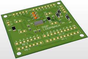 Portfolio for Printed Circuit Board Layout