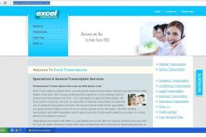 Portfolio for Web Application, Web design