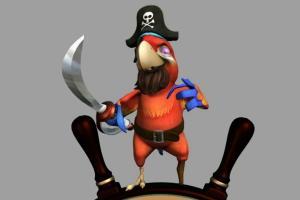 Portfolio for 3D character artist, animator