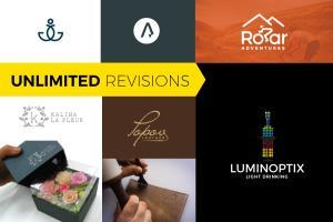 Portfolio for Custom Logo and Business Card Design