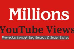Portfolio for YouTube Video Marketing