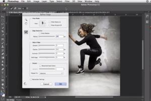 Portfolio for Image Processing and Editing