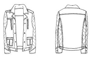 Portfolio for Fashion Illustrations/Technical Sketches