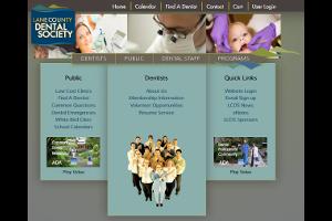 Portfolio for Member sites, dashboards, kiosks