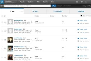 Portfolio for LinkedIn Recruiting & Resume Sourcing