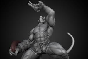 3D Sculpting and Modeling