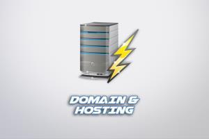 Portfolio for Domain and Hosting