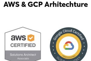 Portfolio for AWS & GCP Arhitechture