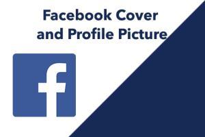 Portfolio for Facebook Cover and Profile Picture