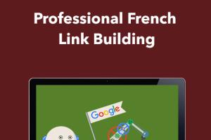Portfolio for Professional French Link Building