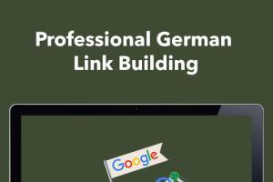 Portfolio for Professional German Link Building