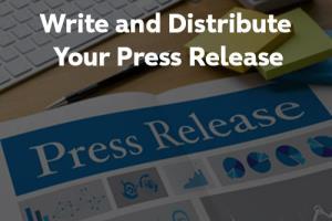 Portfolio for Write & Distribute Press Release in USA