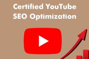 Portfolio for Certified YouTube SEO Optimization