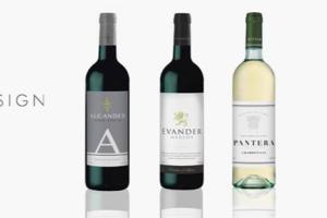 Portfolio for Wine Label Design