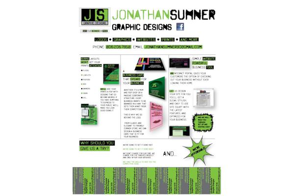 Portfolio for Advertisement Design