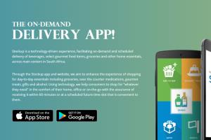 On Demand Delivery Application