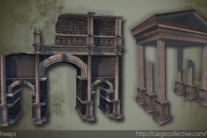 Portfolio for 3D Prop Artist