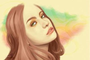 Portfolio for Portrait Illustration