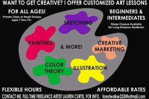 Portfolio for ART TEACHER
