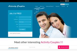Activity Couples - Dating Site