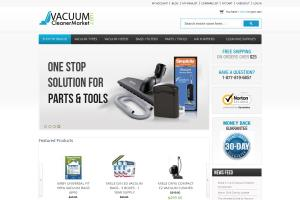 Vacuum Cleaner Market - Home Appliances ECOMMERCE
