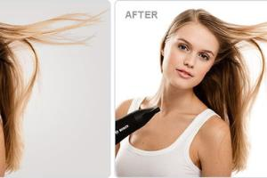 Portfolio for Hair Masking
