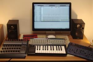 Portfolio for Brand Development - Audio