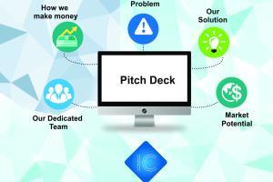 Portfolio for Corporate Pitch Deck/ PPT Presentations