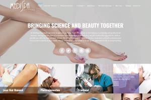 Portfolio for SPA website in WordPress
