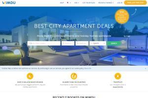 Portfolio for Airbnb Style website development