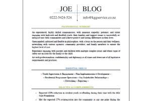 Portfolio for Word Processing