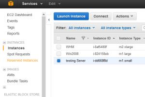 Portfolio for Setup a WHM on on Dedicated Server