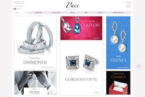 Online Jewelry Store On Magento